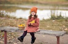 Cute Little Preschooler Girl I...