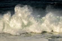 Huge Waves At Cape Kiwanda On ...