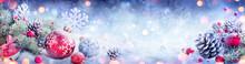 Christmas Decoration Banner - ...