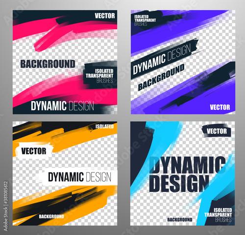 Foto social media design frame posts