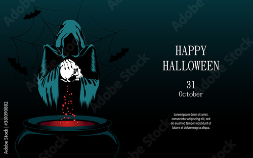 Foto Illustration for Halloween