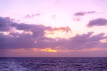 Beautiful Seascape Twilight  S...