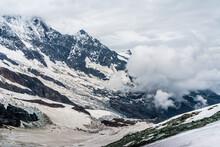 2163  Schweiz - Kanton Wallis Allalinregion