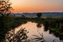 Dolina Rzeki Supraśl W Puszcz...