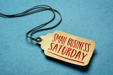 Small Business Saturday Sign -...
