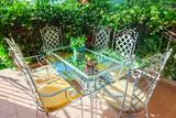 Fototapeta Wieża Eiffla - Summer terrace