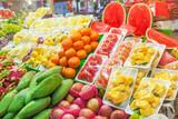 Fototapeta Wieża Eiffla - Fruits