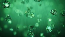 Emerald Green Brilliants Are F...