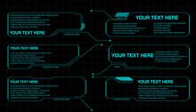 Call Outs Digital Futuristic E...