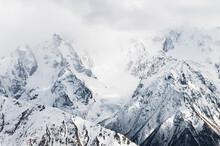 Minimalism Landscape Of Snow-c...
