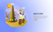 Illustration Concept Of Baline...