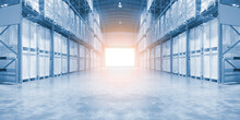 A Large Warehouse Inventory Ca...