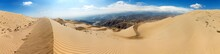 Cerro Blanco Sand Dune Near Nasca Or Nazca Town In Peru