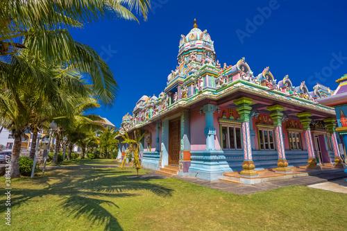 Fototapeta temple Tamoul indien