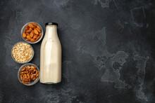 Vegan Non Dairy Nut Milk And H...