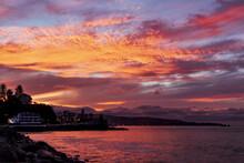 Beautiful View Of Vina Del Mar...