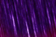 Creative Purple Glowing Fine S...