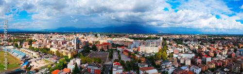 Photo Panorama di cittá - Latina