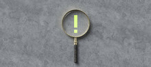 Centered Magnification Glass W...