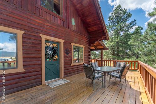 Fototapeta Exterior Home obraz na płótnie