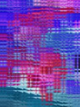 Pink, Purple, And Greenish Abstract Background