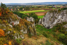 Jesień, Dolina Bolechowicka, Jura, Jura Krakowsko Częstochowska, Małopolska, Bolechowice