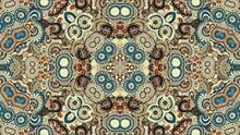 Art Kaleidoscope Background. B...