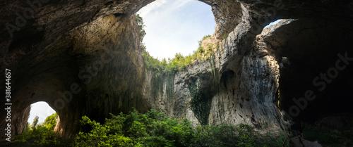 Obraz na plátne Cave Devetashka, near Lovech, Bulgaria