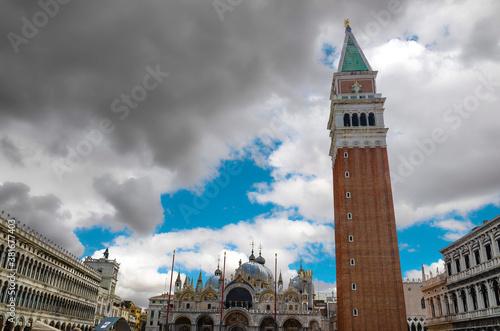 Fotomural St. Mark's Square, Venice