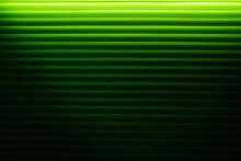 Full Frame Shot Of Green Shutter