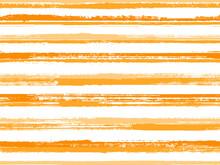 Grunge Stripes Seamless Vector Background Pattern.