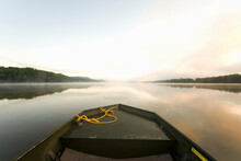 ミシシッピー川の夜明...