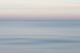 minimal blue sea and sky landscapes - 381732276