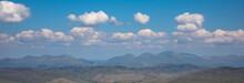 Summits Of Grampians Region Panorama - Ben Lawers, Meall Nan Tarmachan, Meall Ghaordaidh, Ben More And Cruach Ardrain