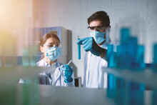 Medical Science Laboratory. Co...