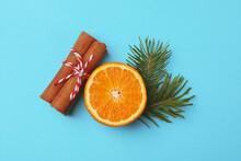 Mandarin, Cinnamon And Pine Br...