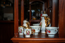 Vintage Old Tea And Coffee Cup...