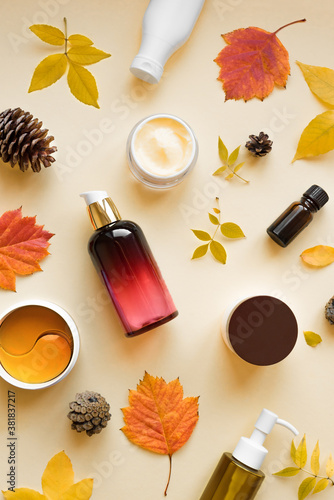 Autumn Skin Care Cosmetics