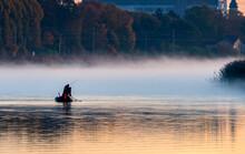 Sport Fishing On A Big River D...