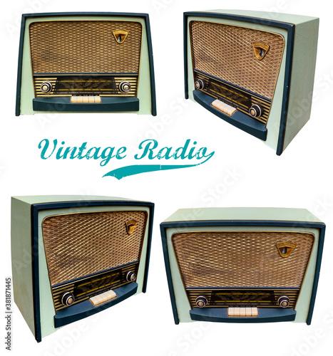 Photo Radio Vintage