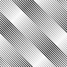 Lines Seamless Pattern. Diagon...