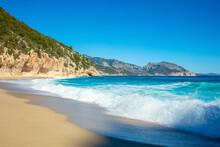 Italien, Sardinien, Cala Luna ...