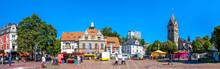 Marktplatz, Bergisch Gladbach