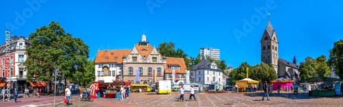 Obraz Marktplatz, Bergisch Gladbach  - fototapety do salonu