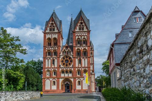 7870  Limburg an der Lahn - Dom Canvas Print