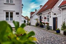 Picturesque Gamle Stavanger Ol...