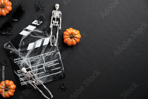 Fotografie, Obraz Halloween scary movie concept