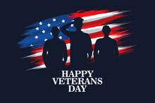 Happy Veterans Day Celebration...