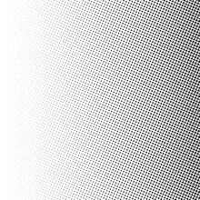 Halftone Vector Illustration. ...