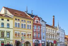 Main Square In Litomerice, Cze...